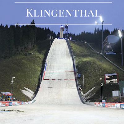 Do Klingenthal przez Czechy