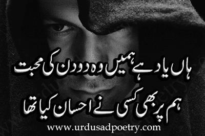 Haan Yaad Hay Humain Woh Do Din Ki Mohabbat