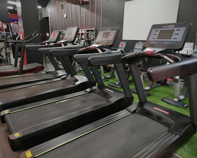 Fasilitas Osbond Gym Season City #OsbondGymXClozetteIDReview