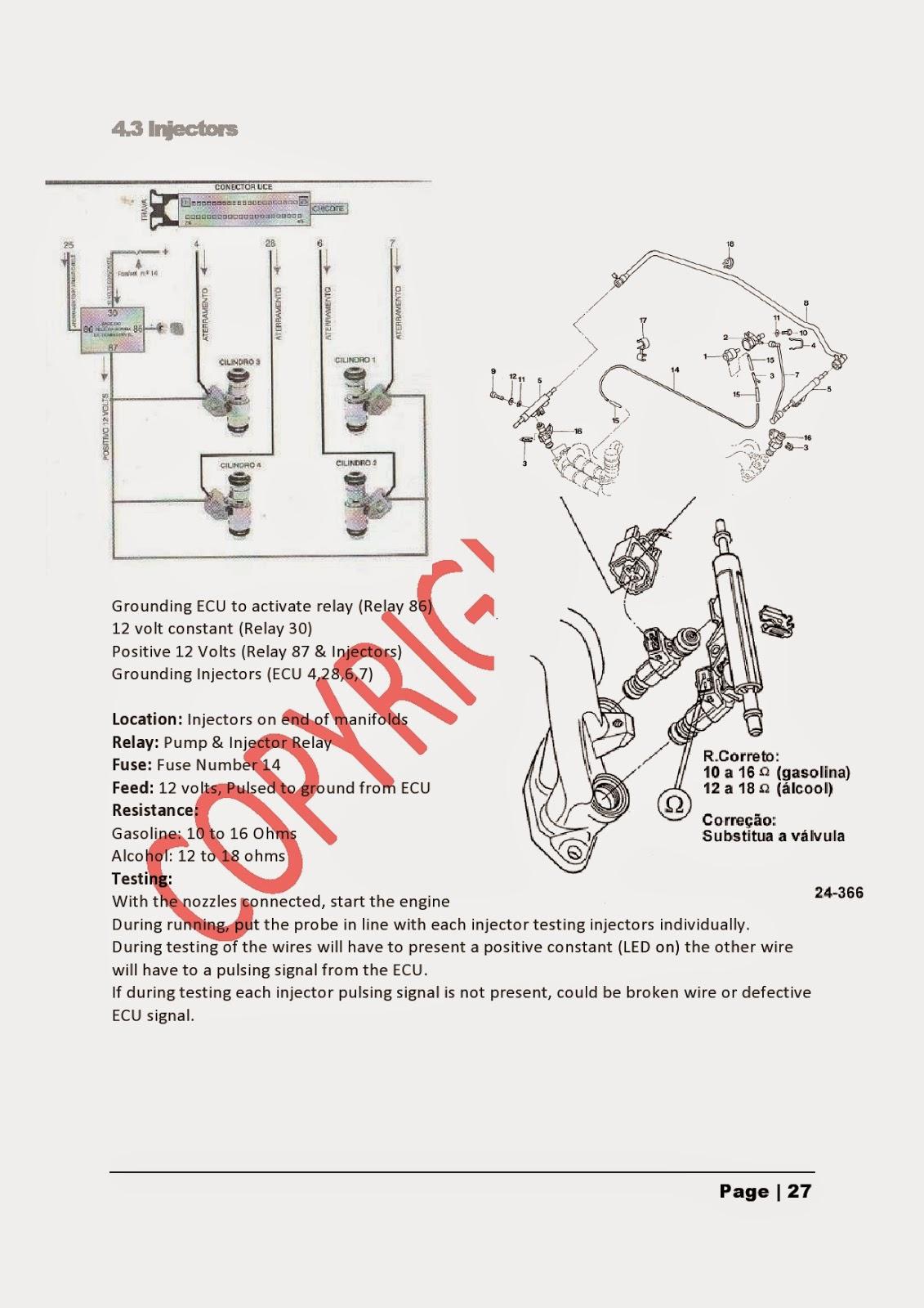 VW Type 2c Campervan: Brazilian Kombi Technical Service Manual