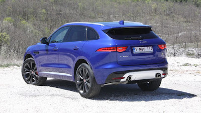 Jaguar F-Pace 2017 review, The 2017 World Car of the Year !!!