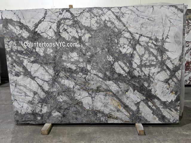 Cote D'Azur Polished Marble Slab NYC