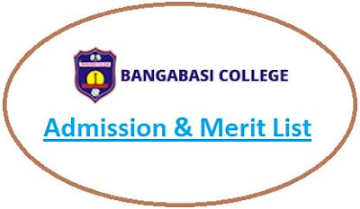 Bangabasi College Merit List