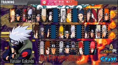 Naruto Senki Shinobi Kumite Impact Mod