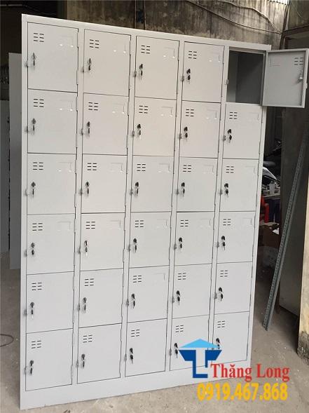 Tủ locker đựng đồ cho trường mầm non