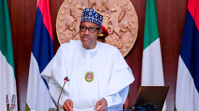 #EndSARS: Buhari issues warning, orders Nigerians to discontinue protest