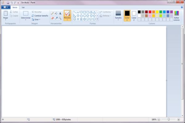 صورة جديدة تكشف عن Microsoft Paint في ويندوز 11