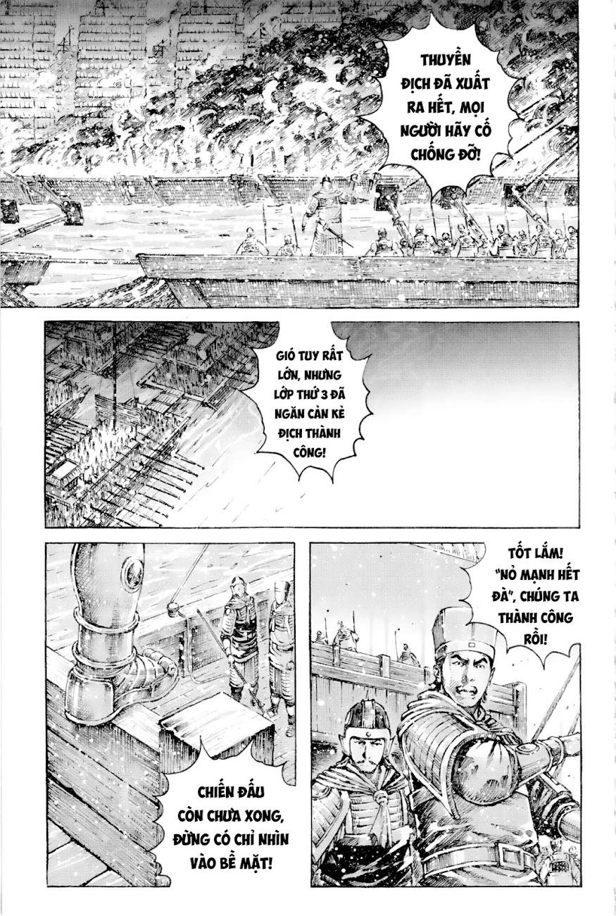 Hỏa phụng liêu nguyên Chương 415: Cự ly trí mạng [Remake] trang 3
