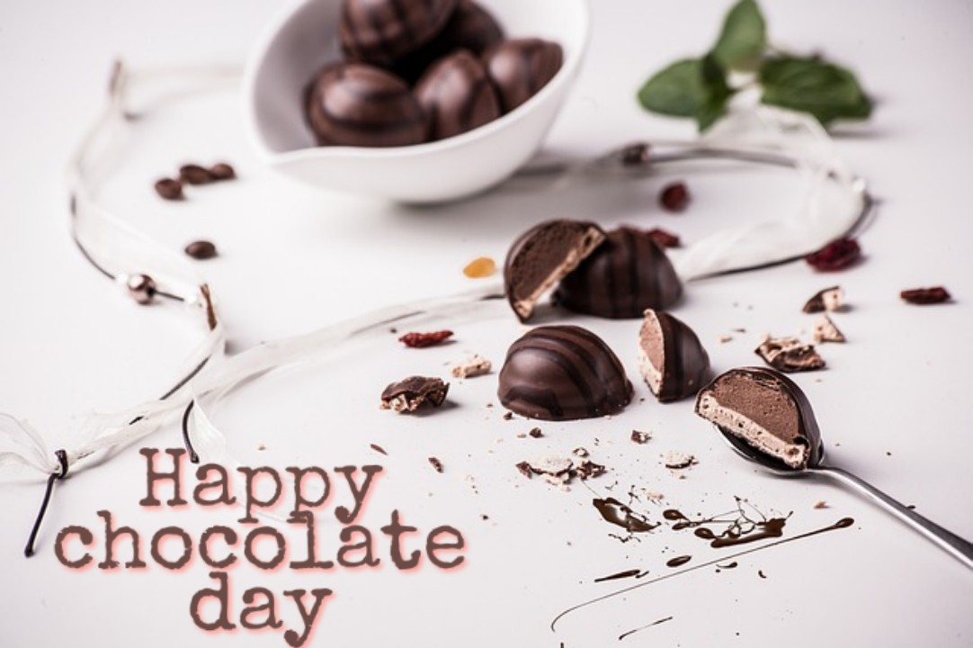 Happy chocolate day 2021 images