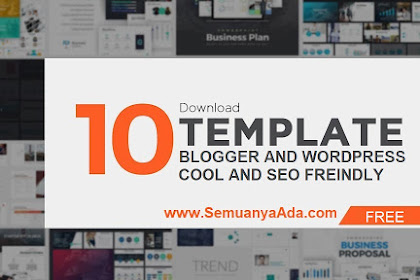 10 Cool Blog templates and SEO Friendly | Free Download