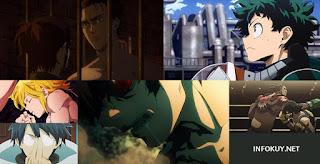 Anime Action Terbaru dan Terbaik
