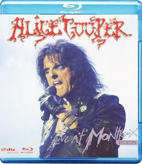 Alice Cooper: Live at Montreux [BD25]