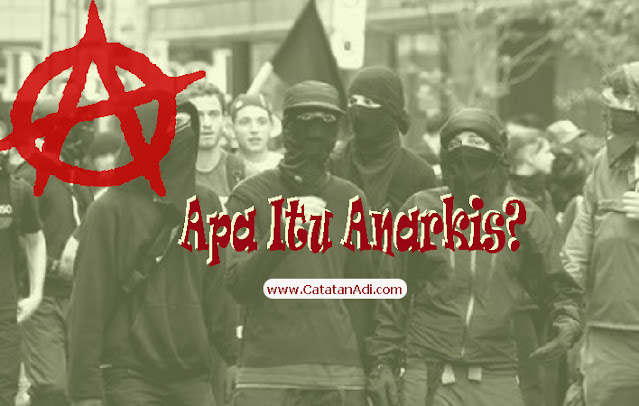 apa itu anarki
