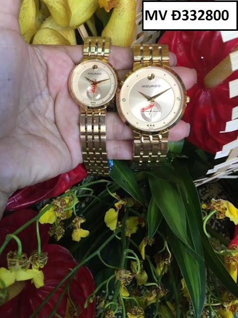 Đồng hồ đeo tay Movado Đ332800