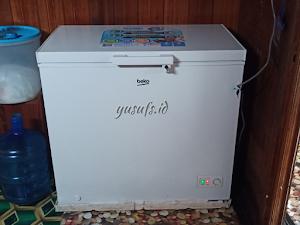 Review: Chest Freezer Beko CF200WD (Kulkas Khusus Frozen Food)