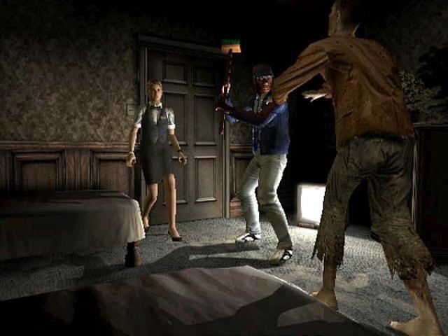 Download Resident Evil Outbreak Torrent PC