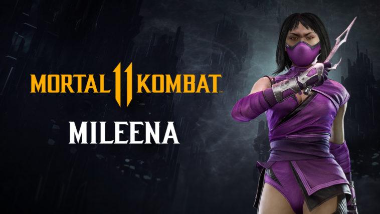 Mileena's second trailer from Mortal Kombat 11
