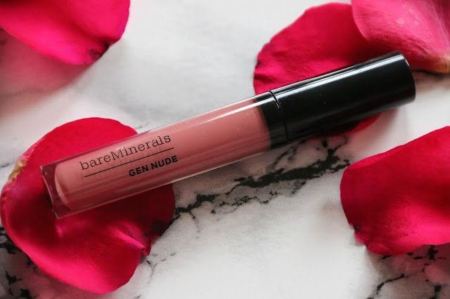 bareMinerals GEN NUDE Lip Lacquer from World Duty Free Review