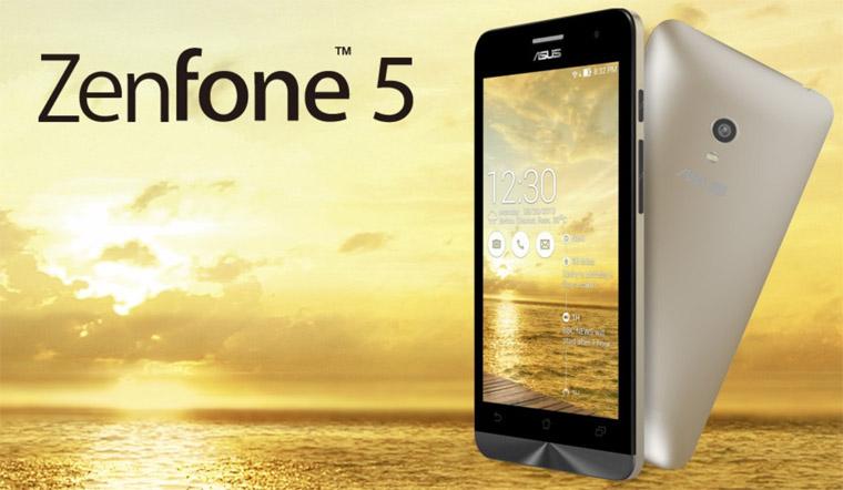Cara Mengambil Screenshot HP Asus Zenfone 5