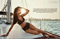 Illeana Latest Bikini Photo from Man and World HeyAndhra