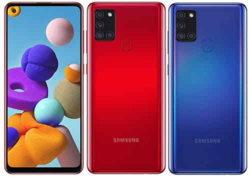 Samsung officially launched the Galaxy A21 on June 17 in the Indian market