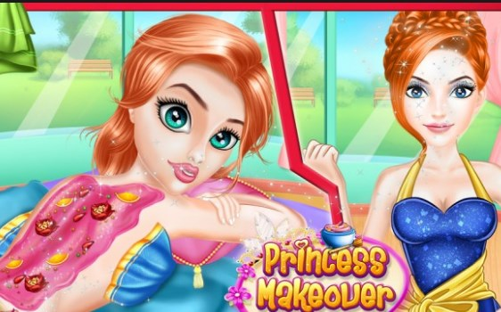 Princess Makeover: Girls Games Apk Free on Android Game Download