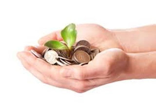 to grow your wealth through investing money in the market