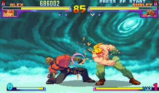 Jogue Street Fighter III Arcade online grátis