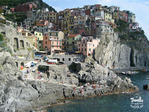 Cinque Terre cómo llegar y qué visitar