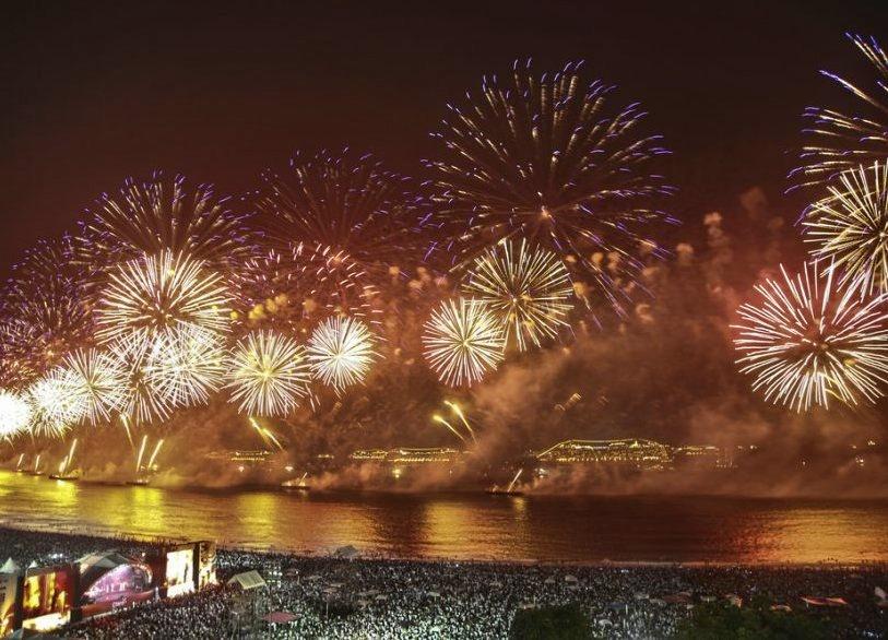 Año nuevo en Brasil - Reveillon en Rio de Janeiro