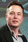 Short biography of Elon Musk in english