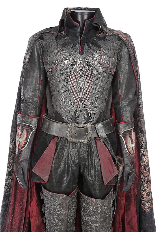 Sleepy Hollow Headless Horseman movie costume