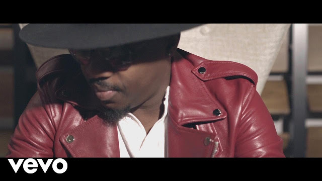VÍDEO - Anthony Hamilton – Love Is An Angry Thing