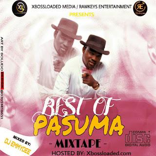 XBOSSLOADED X DJ EMMYDEE -- BEST OF PASUMA MIXTAPE (2019)