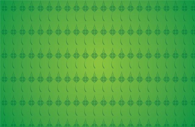 backround ketupat