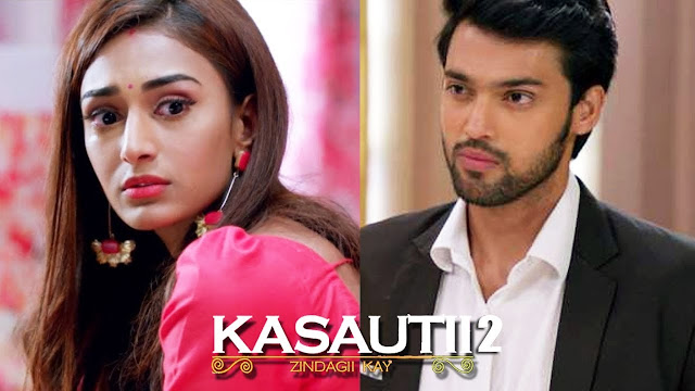 Huge Mess : Anurag and Bajaj's fight after Bajaj blames Prerna for deadly attack in Kasauti Zindagi Kay 2