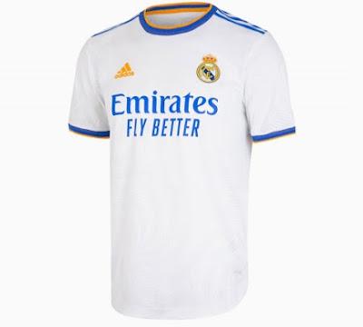 Gambar dan Harga Jersi Baru Real Madrid 2021/2022