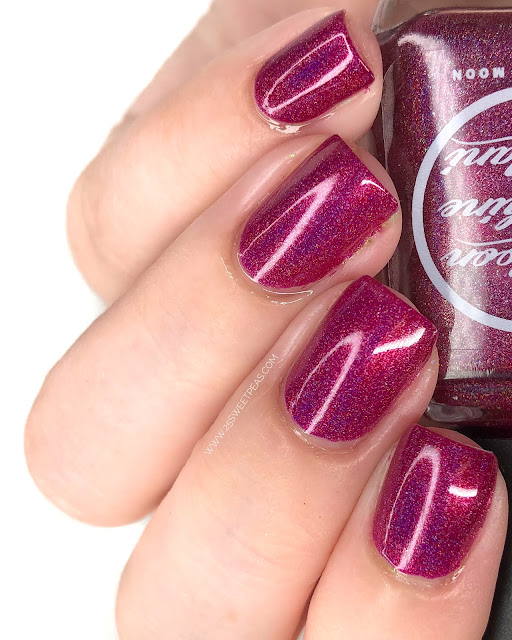 Moon Shine mani - True Love 2.0 25 Sweetpeas
