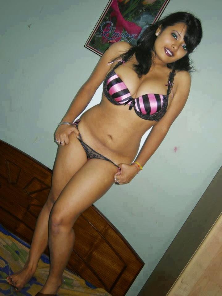 Indian Sexy Bra Set - Hot Nightdress Gallery-7529