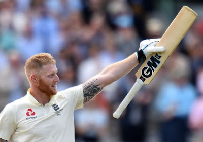 Ben Stokes (Player of the Match)