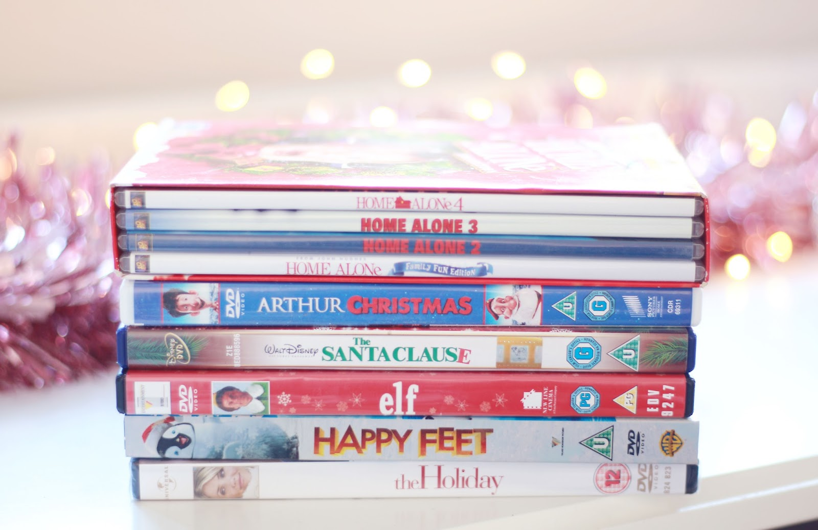 Christmas, Favourites, Christmas Films, TV, Films, Lifestyle,