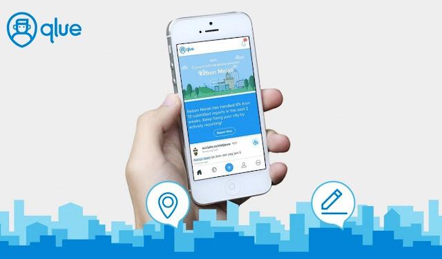 Aplikasi Qlue – Smart City