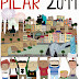 Cartel Fiestas del Pilar 2011