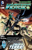 Os Novos 52! Lanterna Verde #12