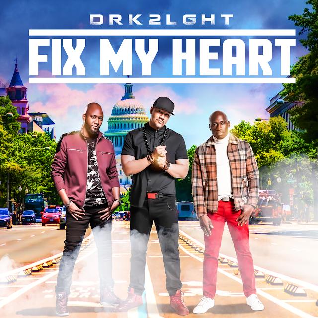 (Official Video) FIX MY HEART - DRK 2 LGHT