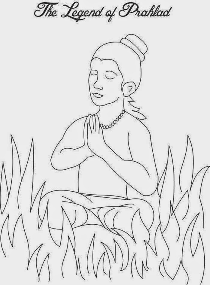 holi coloring pages | Coloring Pages
