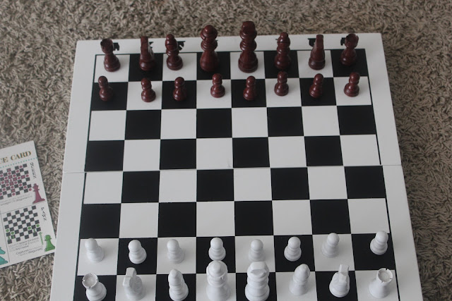 Fun Family Chess from Brain Blox