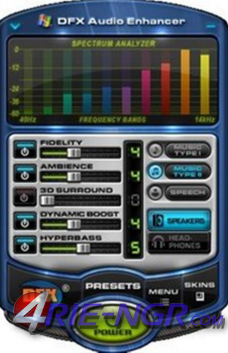 DFX Audio Enhancer 12.021 Retail Final Full