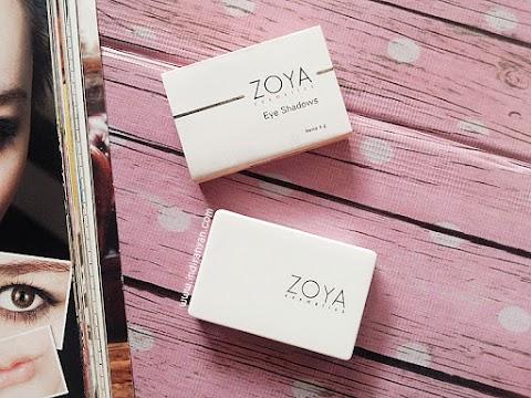 [REVIEW] Zoya Cosmetics : Eye Shadows - #ZCES04 Velvet Vineyard*