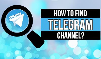 Find Telegram Channel
